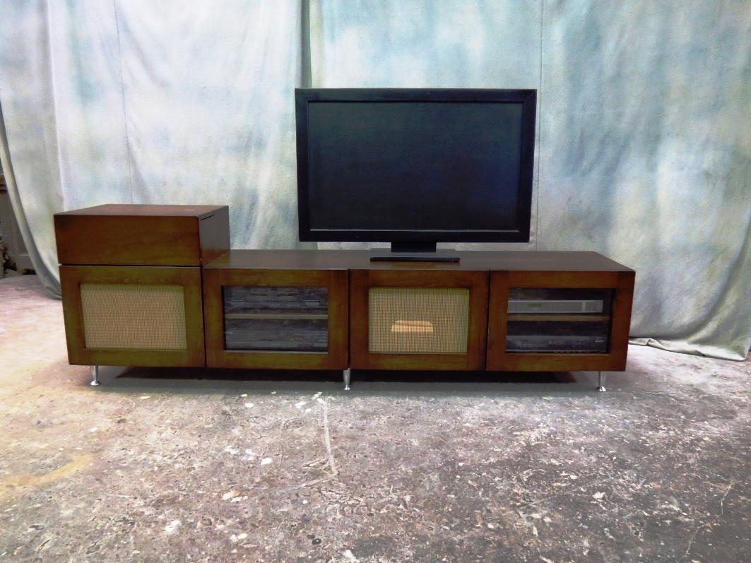 TV Stand and Dresser Combo