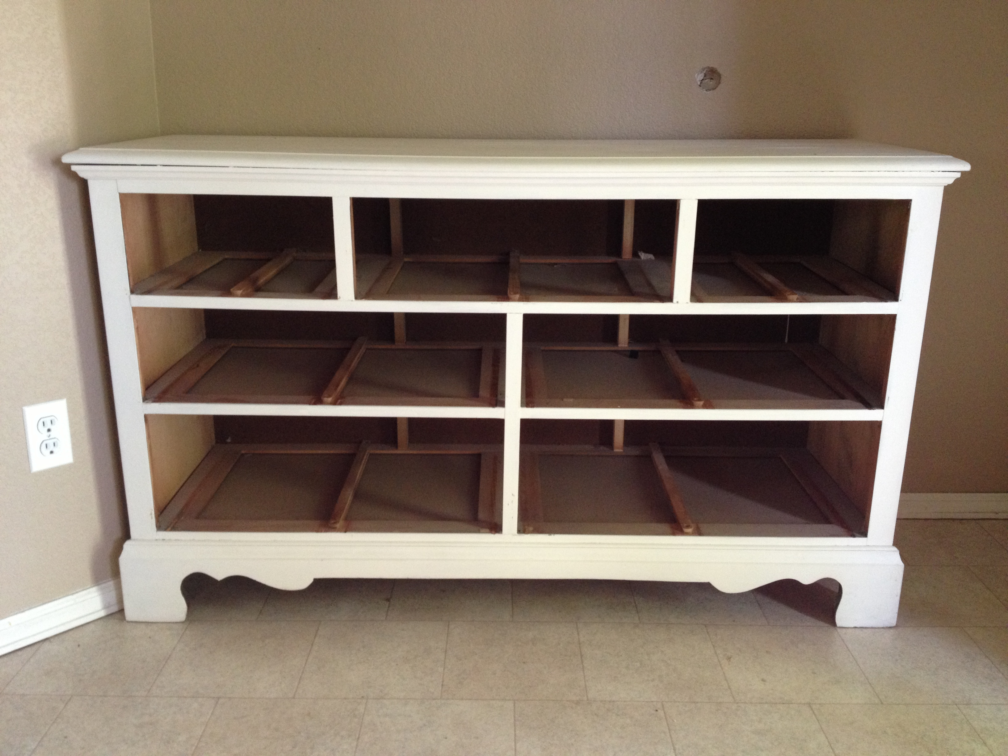 Picture of: TV Stand and Dresser