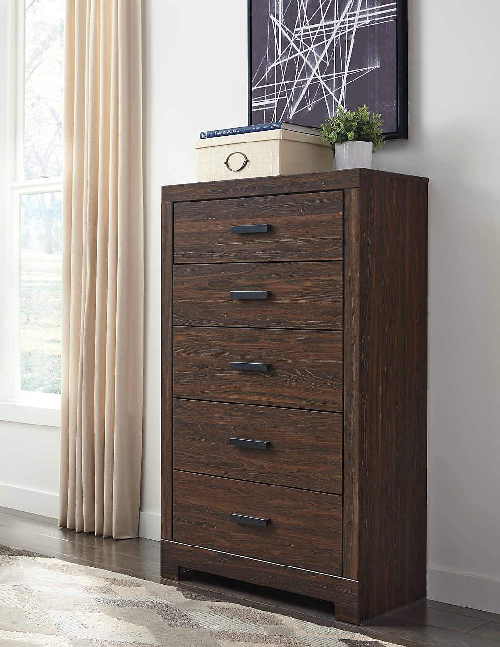 Picture of: Tall Bostwick Shoals Wood Dresser