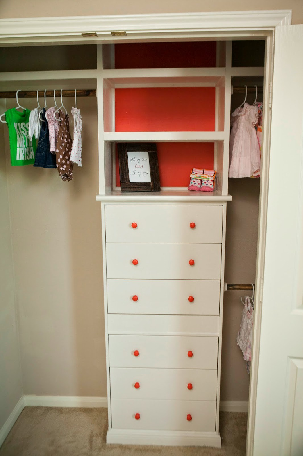 Picture of: Tall Closet Storage Systems
