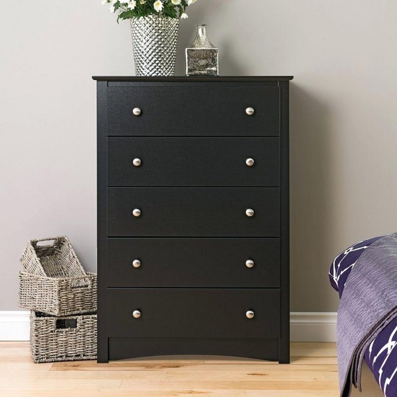 Picture of: Tall Corner Dresser