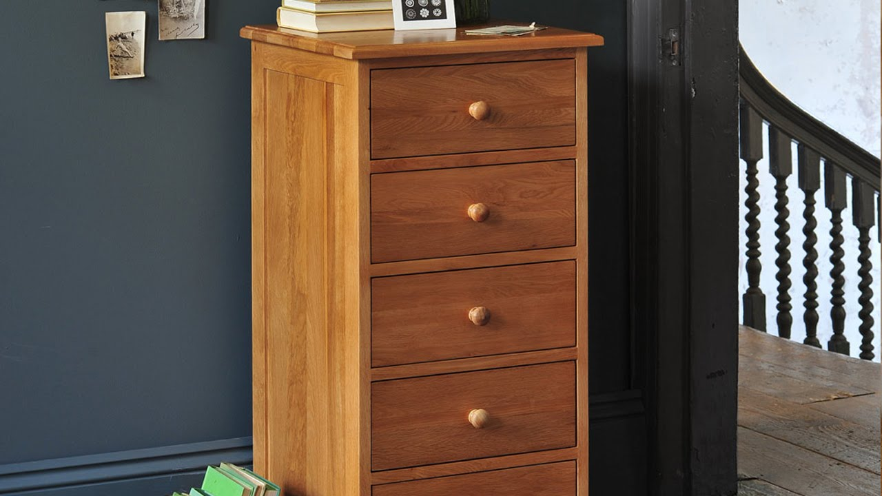 Tall Shallow Dressers For Small Spaces