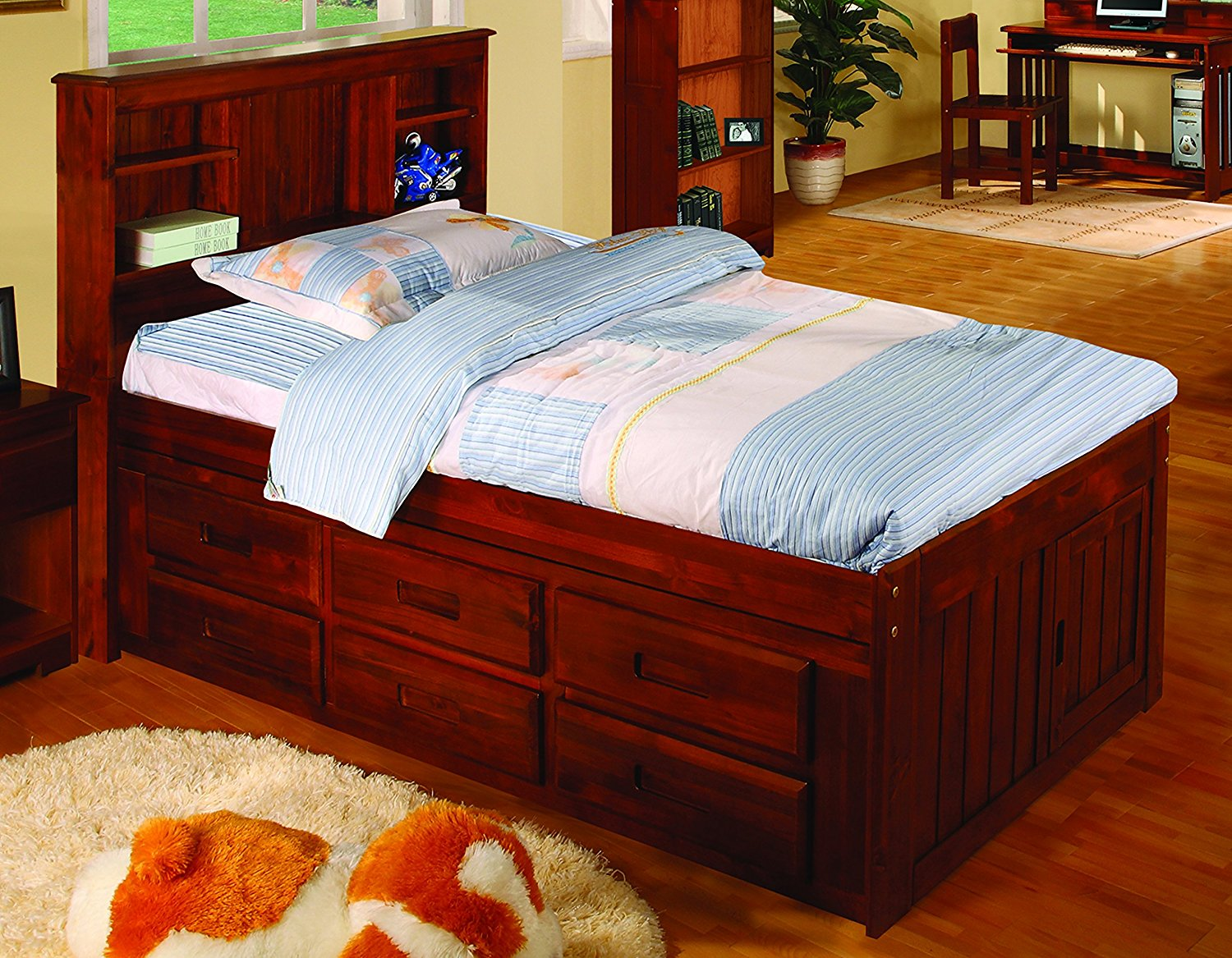 Image of: Teen Beds with Drawers