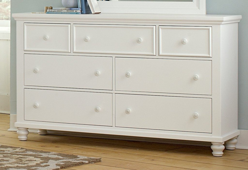 Picture of: Triple Dresser and Mirror