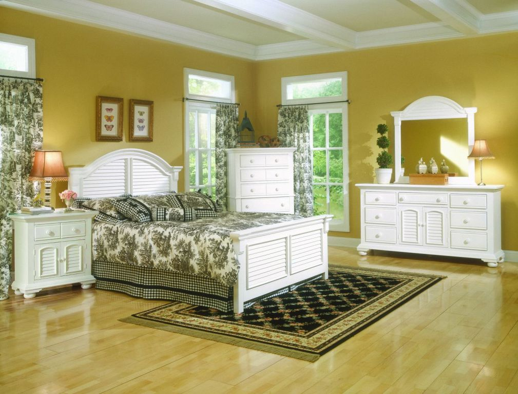 Picture of: Triple Dresser with Mirror