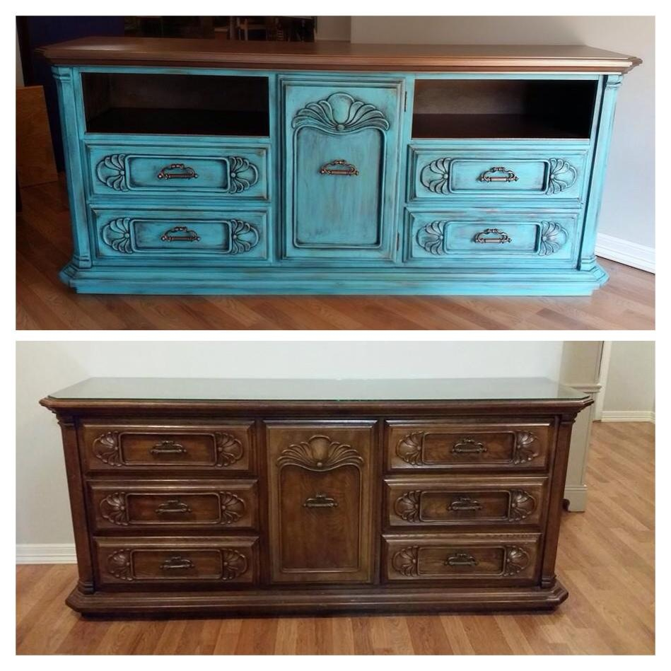 Image of: Turn Tall Dresser Into Tv Stand