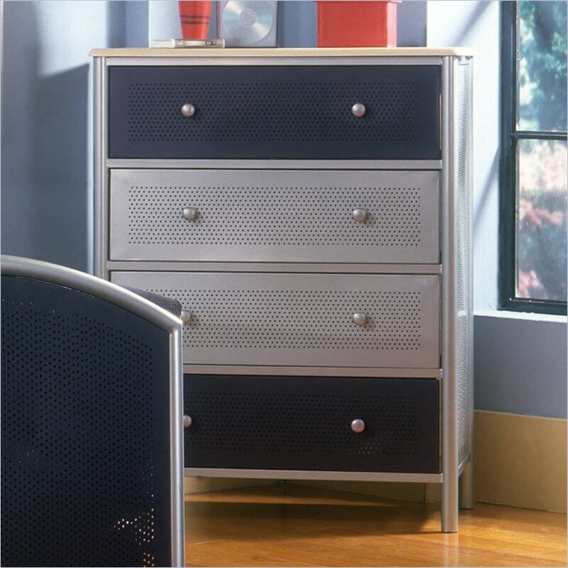 Picture of: Type of Metal Dressers