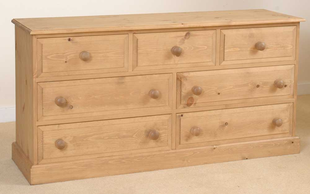 Picture of: Unfinished 6 Drawer Dresser Popular