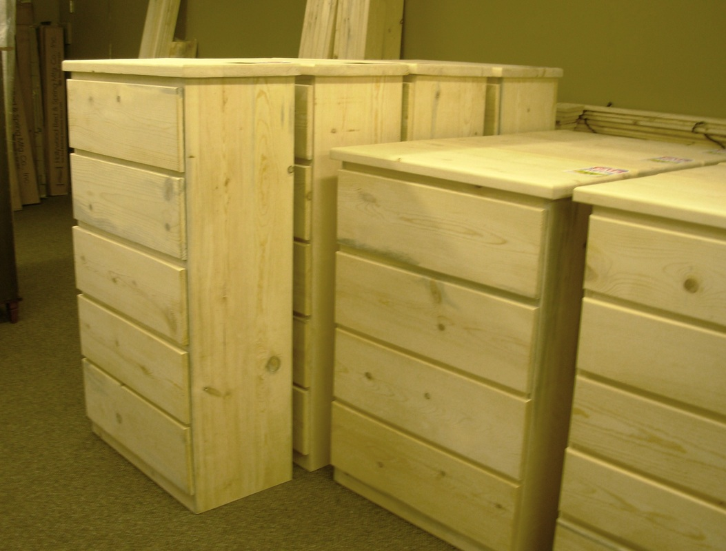 Picture of: Unfinished Bedroom Furniture Sets