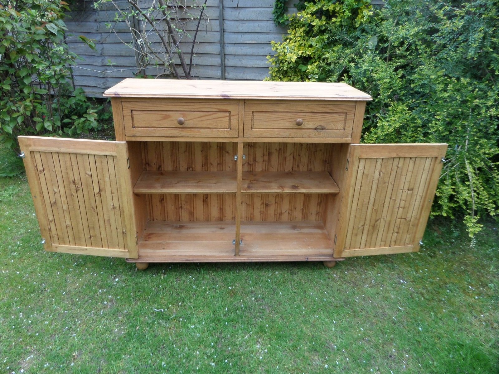 Picture of: Unfinished Wood Dresser Classic Style