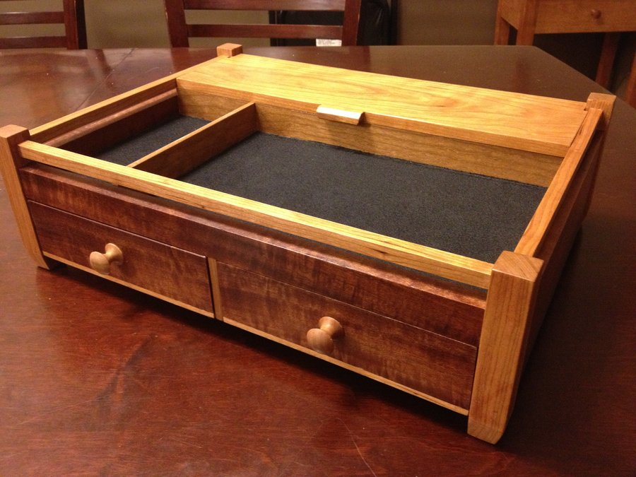 Picture of: Valet Box for Men