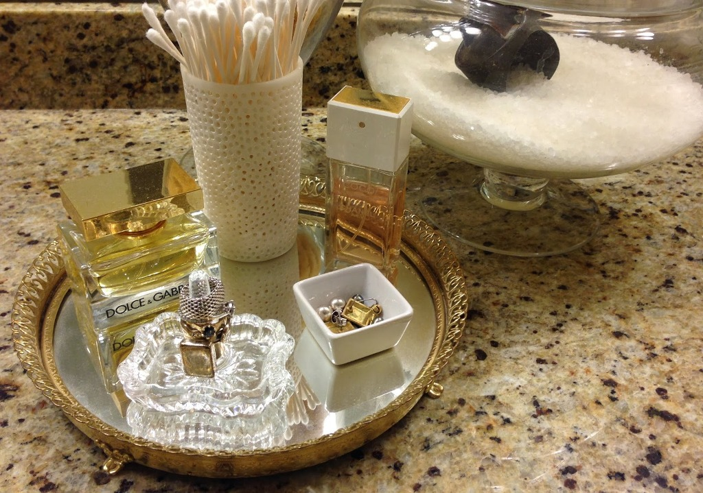 Picture of: Vanity Tray Mirror