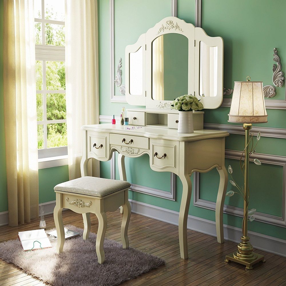 Picture of: Vintage Dressing Table