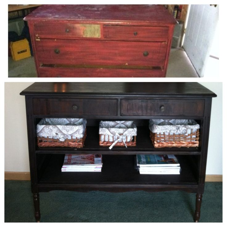 Vintage Refurbished Dressers
