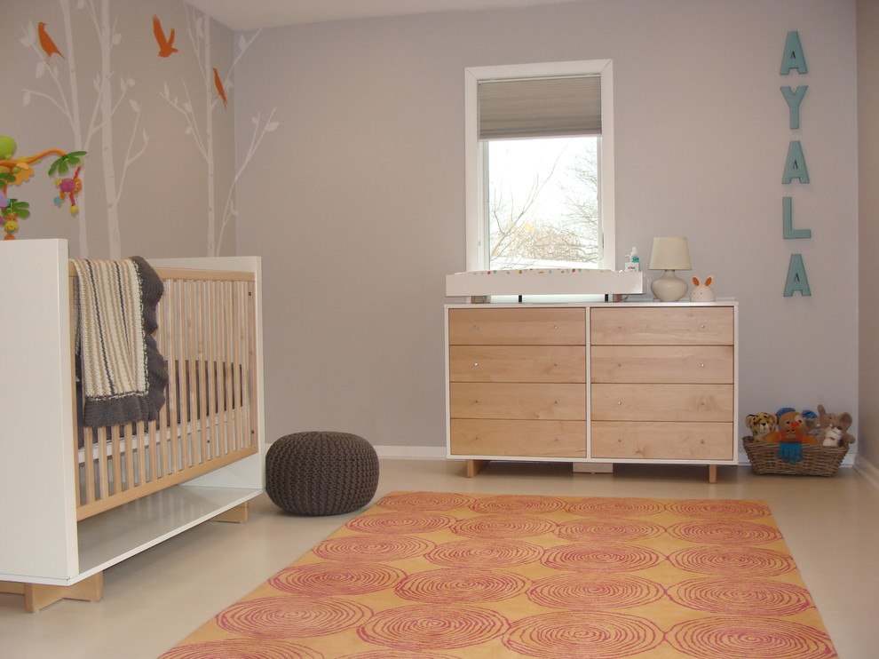 Picture of: Walmart Crib With Changing Table and Mirror