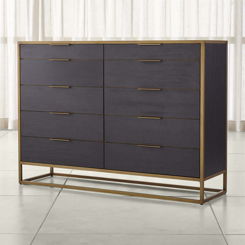 Image of: Walmart Tall Dressers Chest Modern
