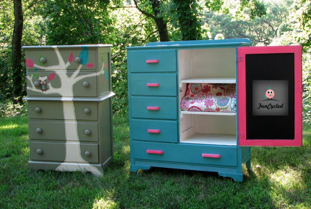 Wayfair Dresser Girls Paint