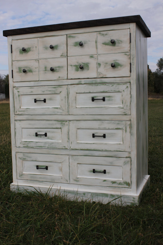 Weathered Pine Original Dresser