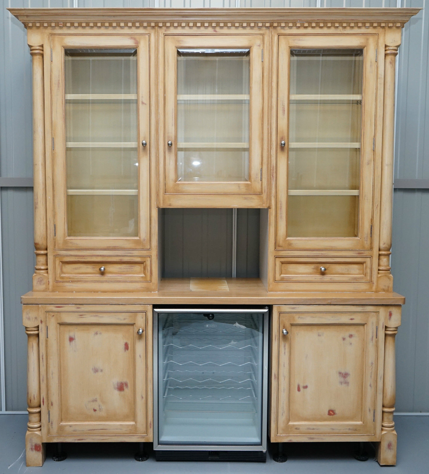 Picture of: Welsh Cupboard Antique