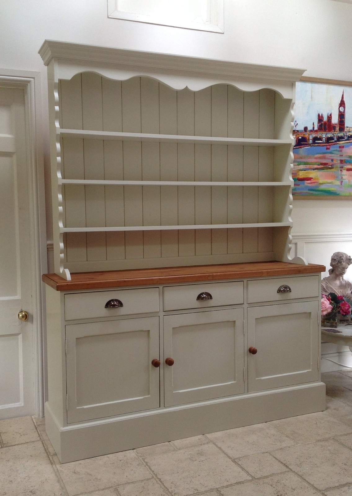 Picture of: Welsh Cupboard For Sale