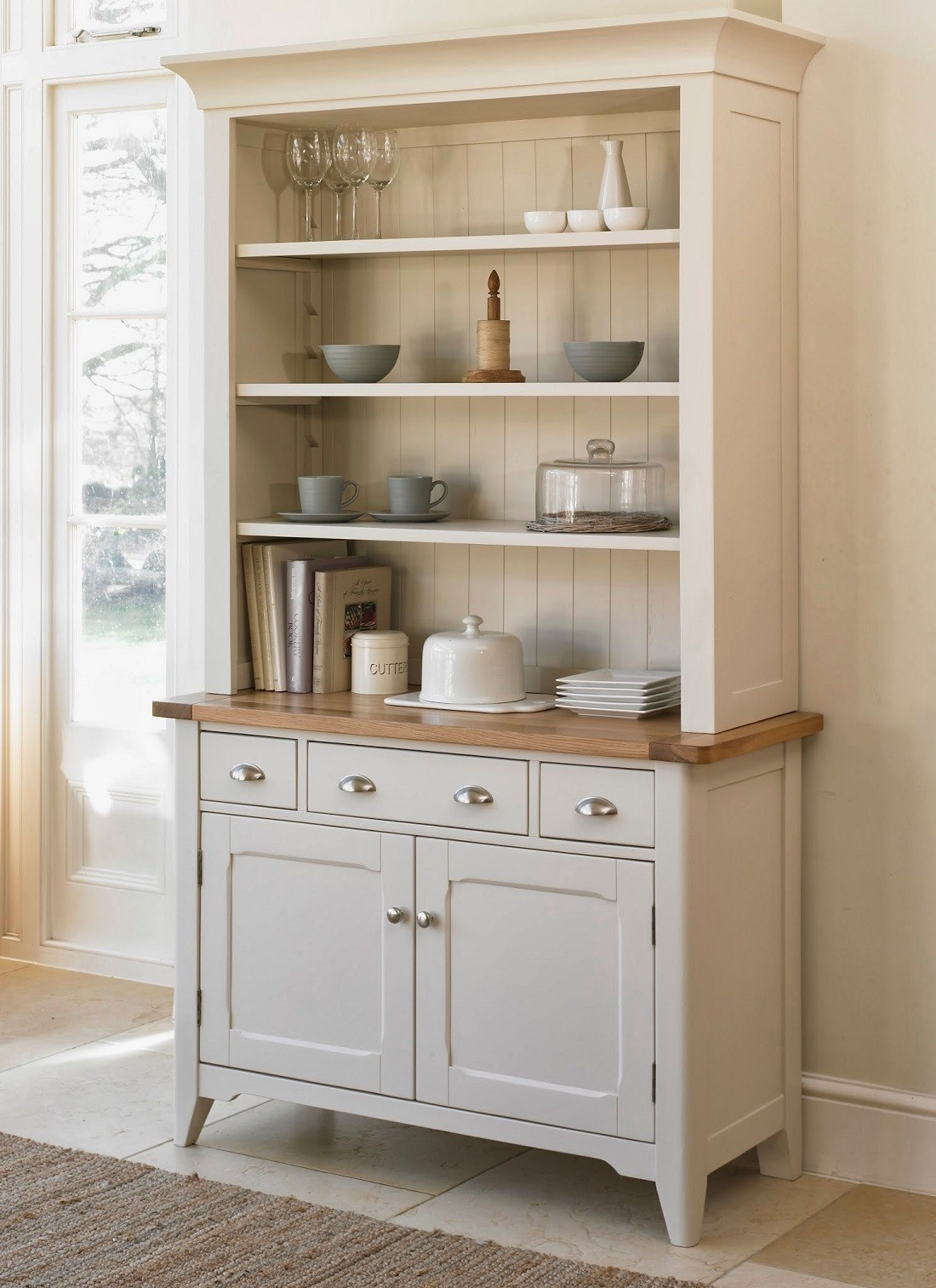 Picture of: Welsh Cupboard Kitchen