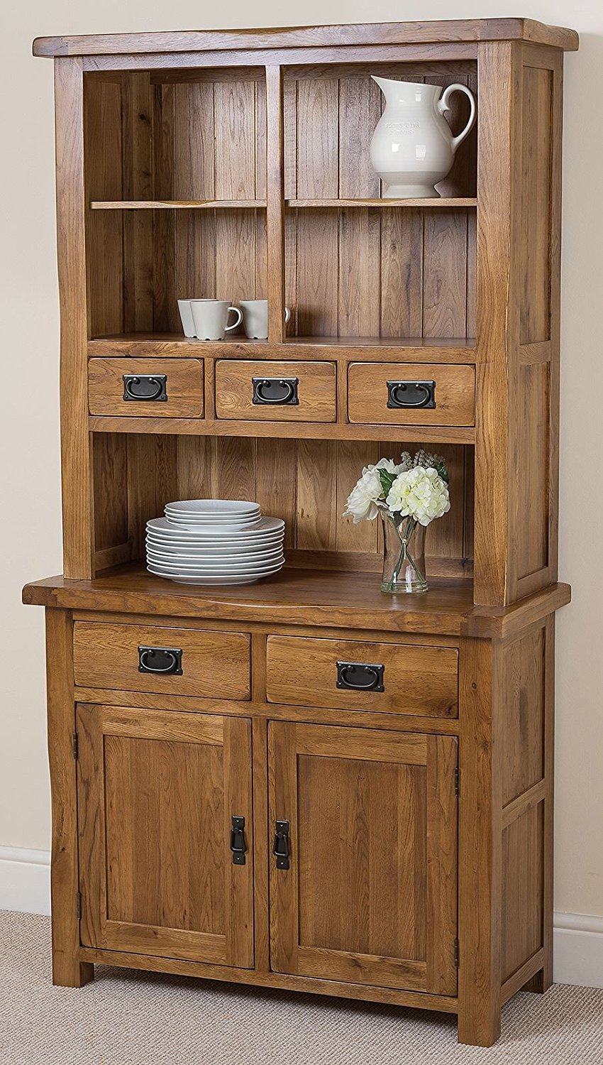 Picture of: Welsh Dresser Ikea Oak