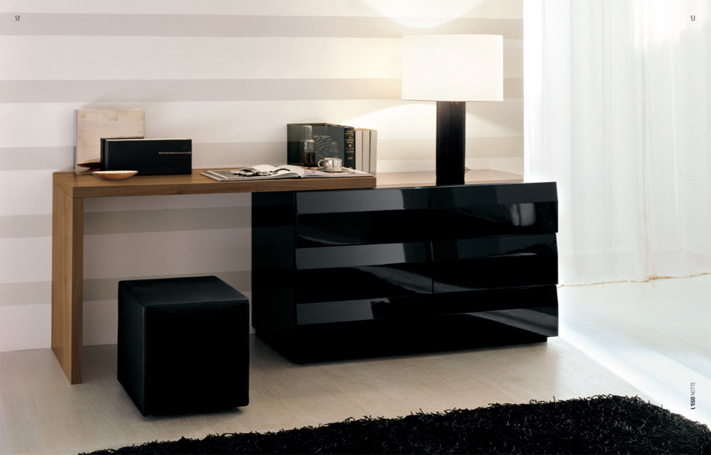 Image of: White Lacquer Chest Of Drawers Ideas