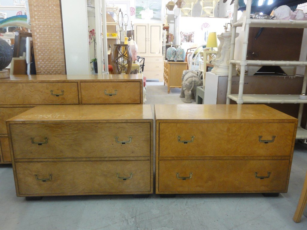Widdicomb Dresser with Mirror