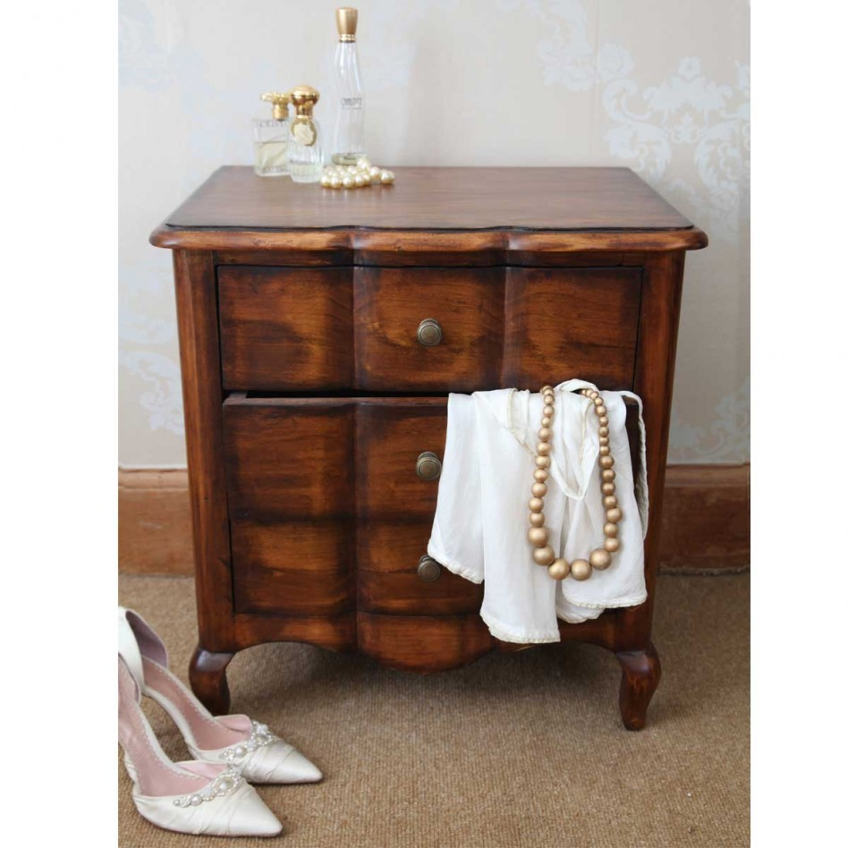 Wooden Small Wood Dresser