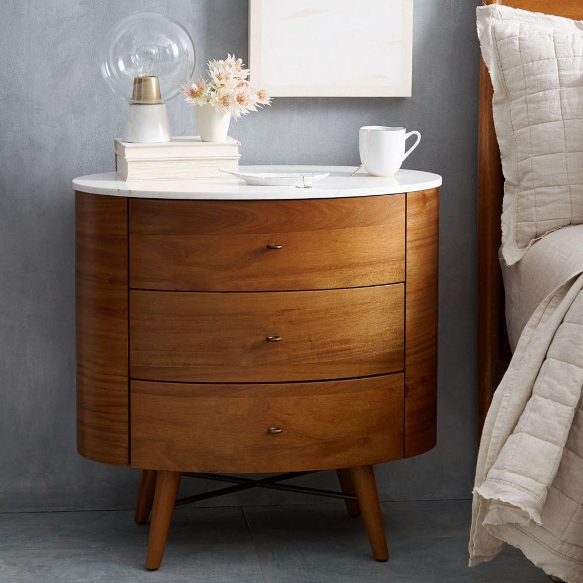 Image of: Bedside Tables And Dressers