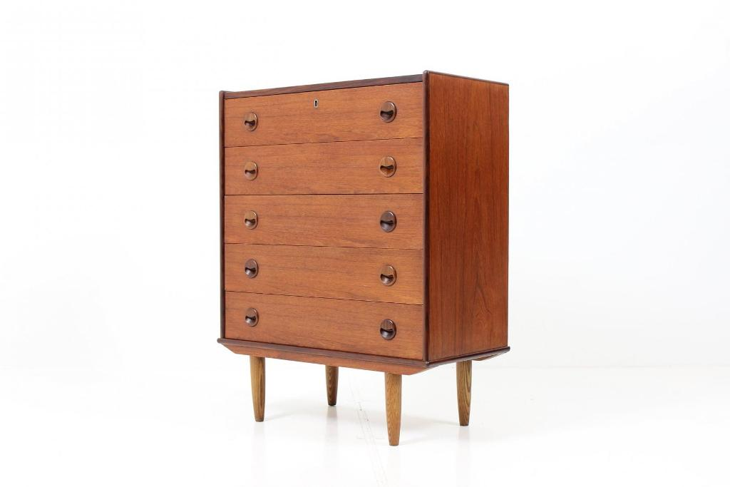 Image of: Simple 5 Drawer Dresser Under 100
