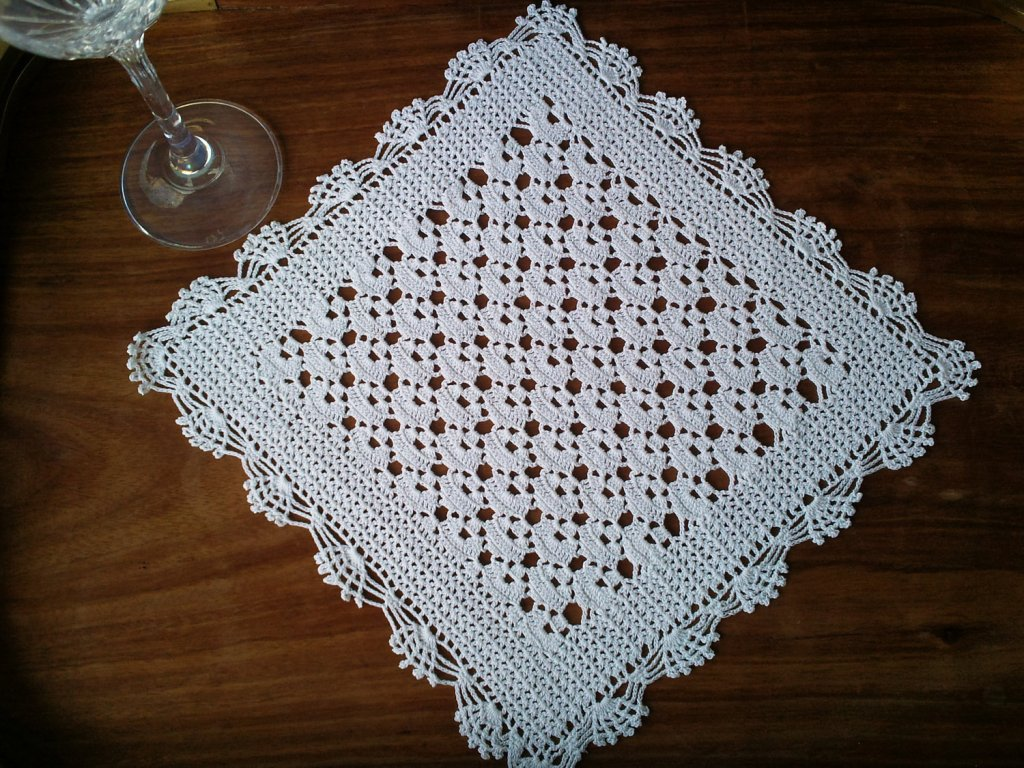 Picture of: Dresser Coverings Doilies