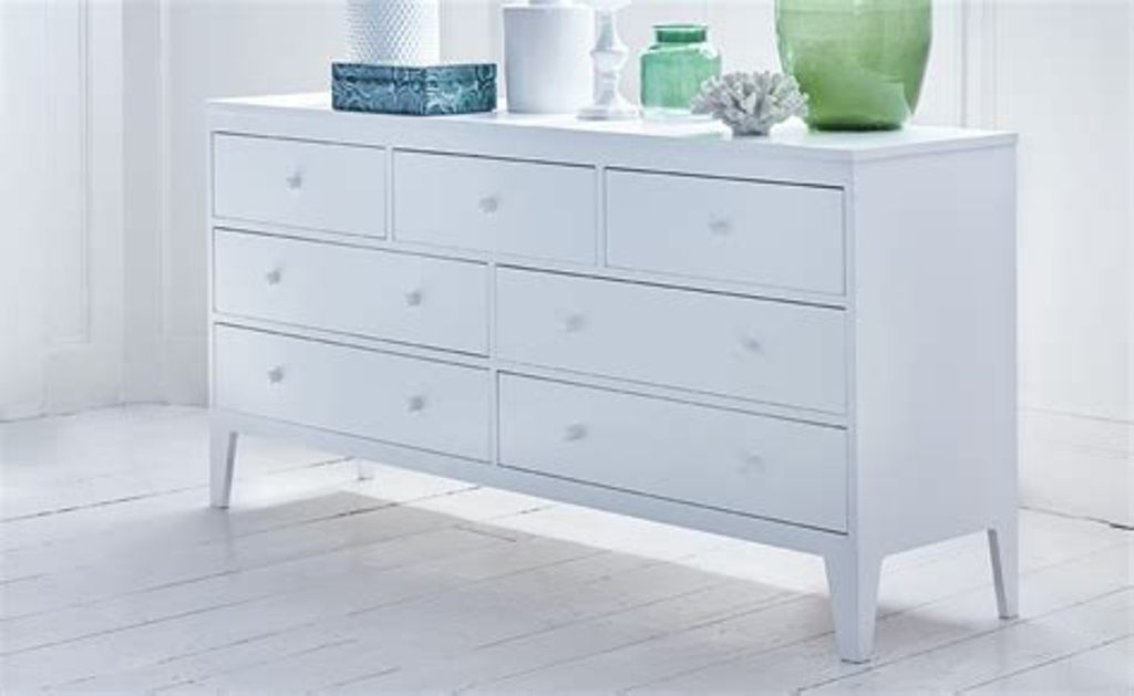 Image of: Extra Long Chest Of Drawers