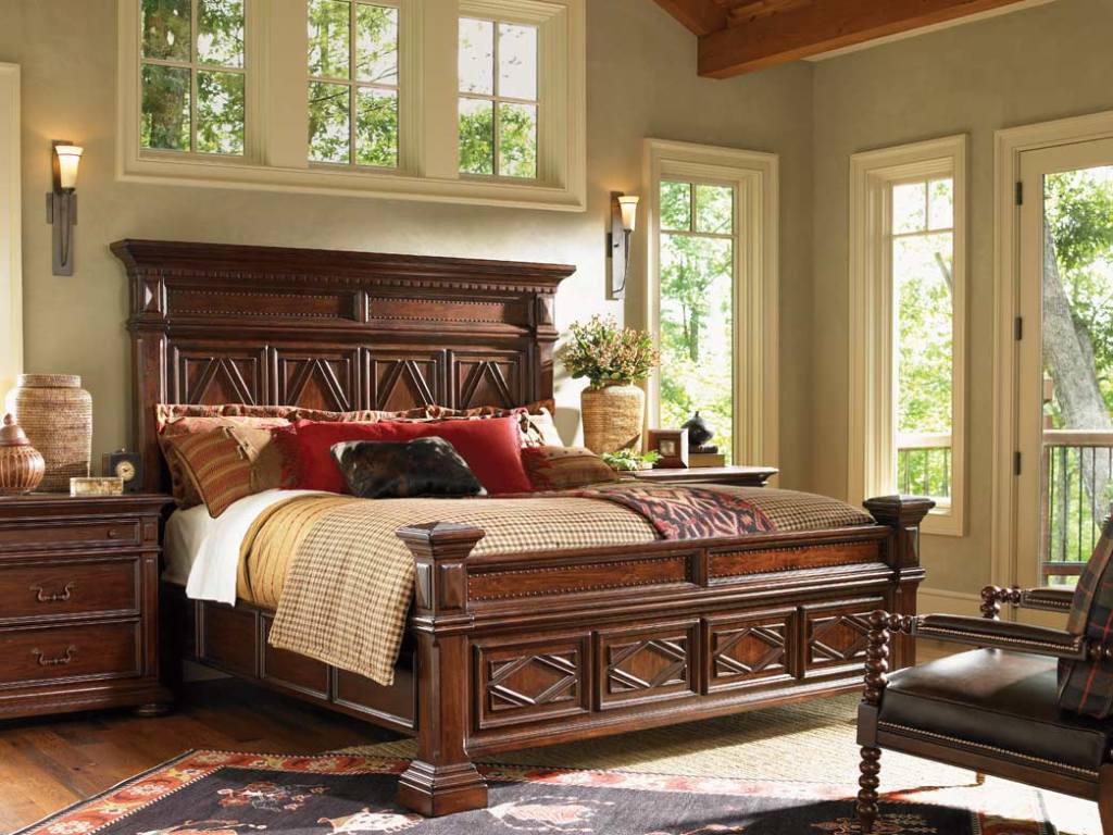Image of: Lexington Bedroom Furniture
