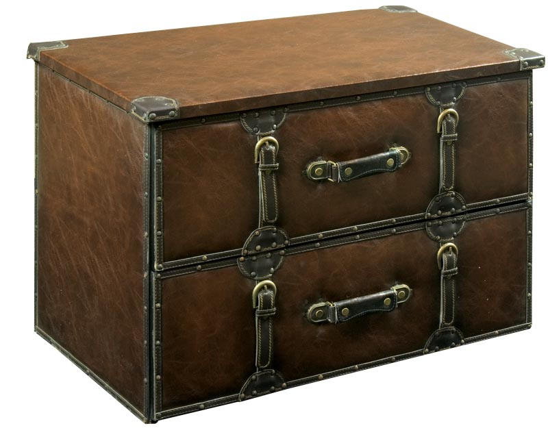 Picture of: Steamer Trunk Drawers