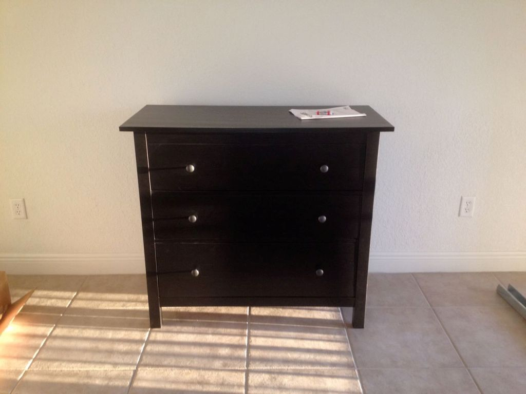 Picture of: Three Drawer Dressers