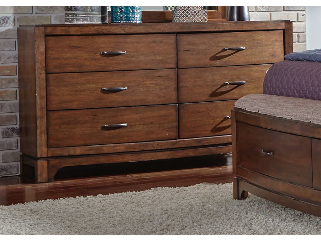 Picture of: Vermont Six Drawer Chestnut Dresser Ideas
