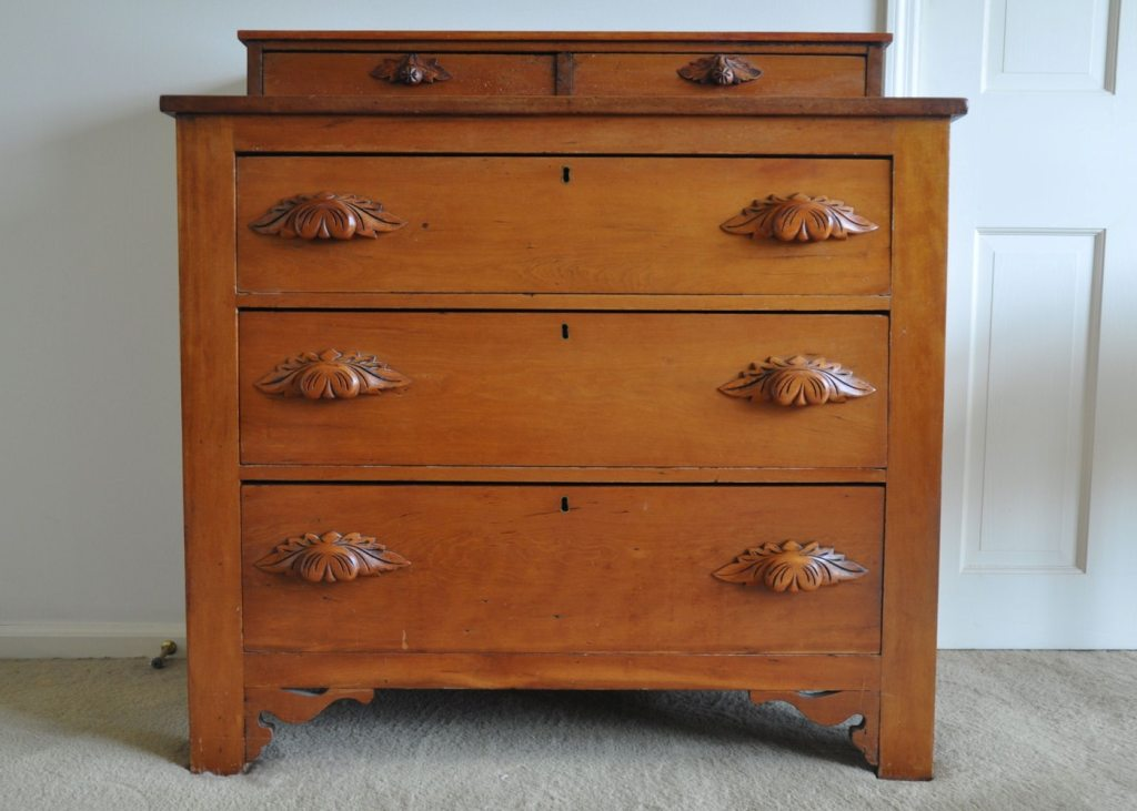 Image of: Vintage Lexington Dresser