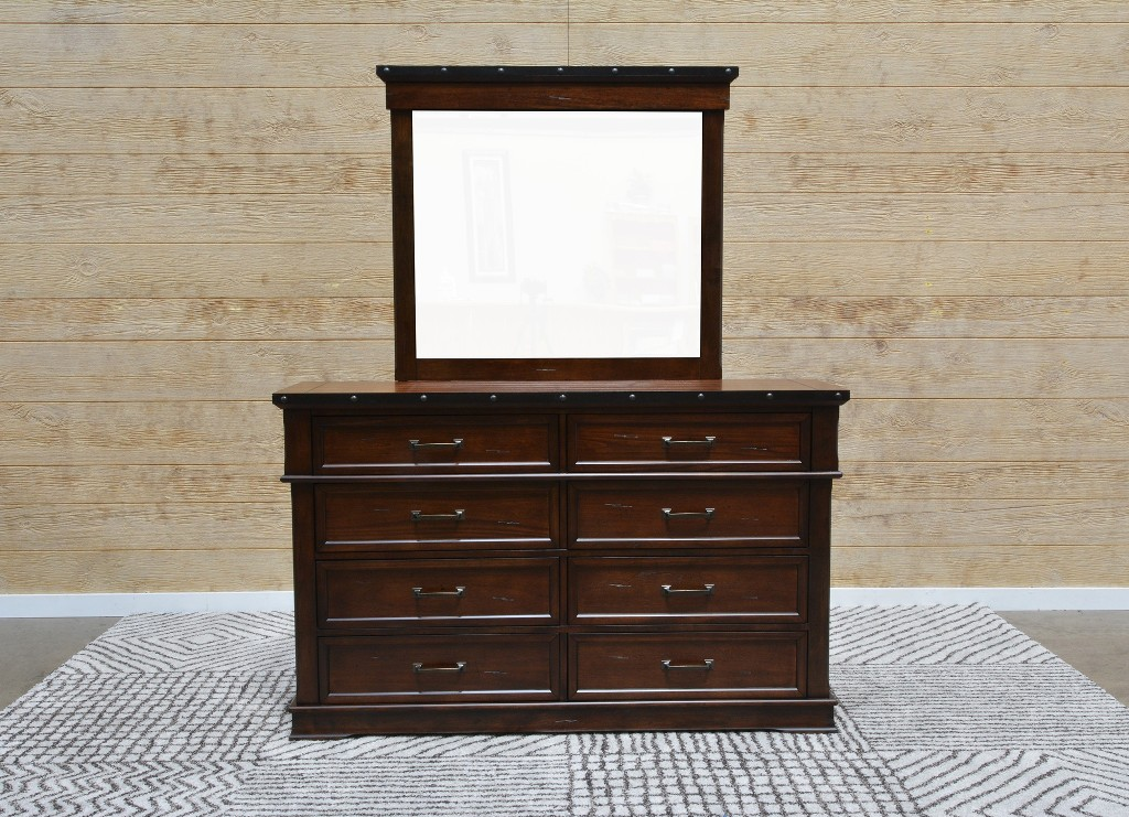 Picture of: Best 8 Drawer Dresser With Mirror