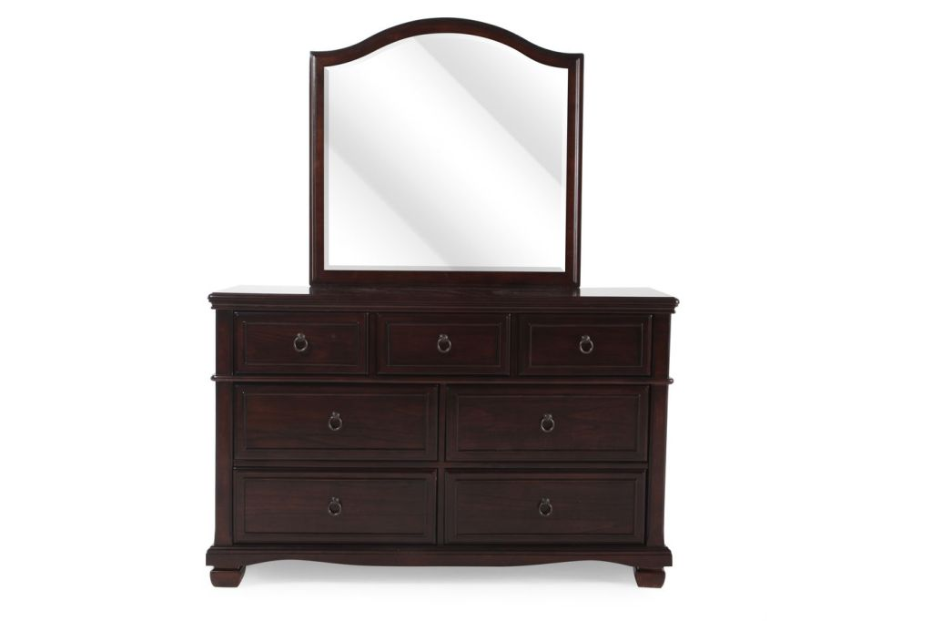 Ashley Furniture Mirrored Dresser