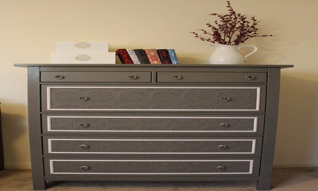 Picture of: Grey Dresser Ikea