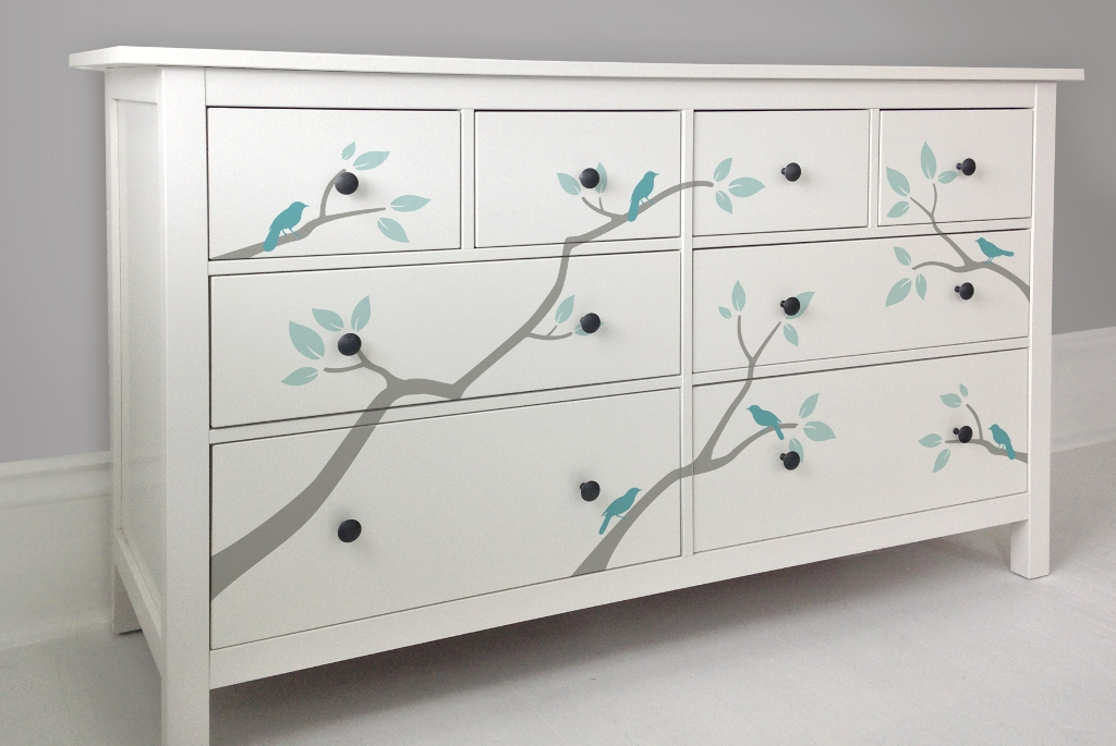 Picture of: Ikea 8 Drawer Dresser