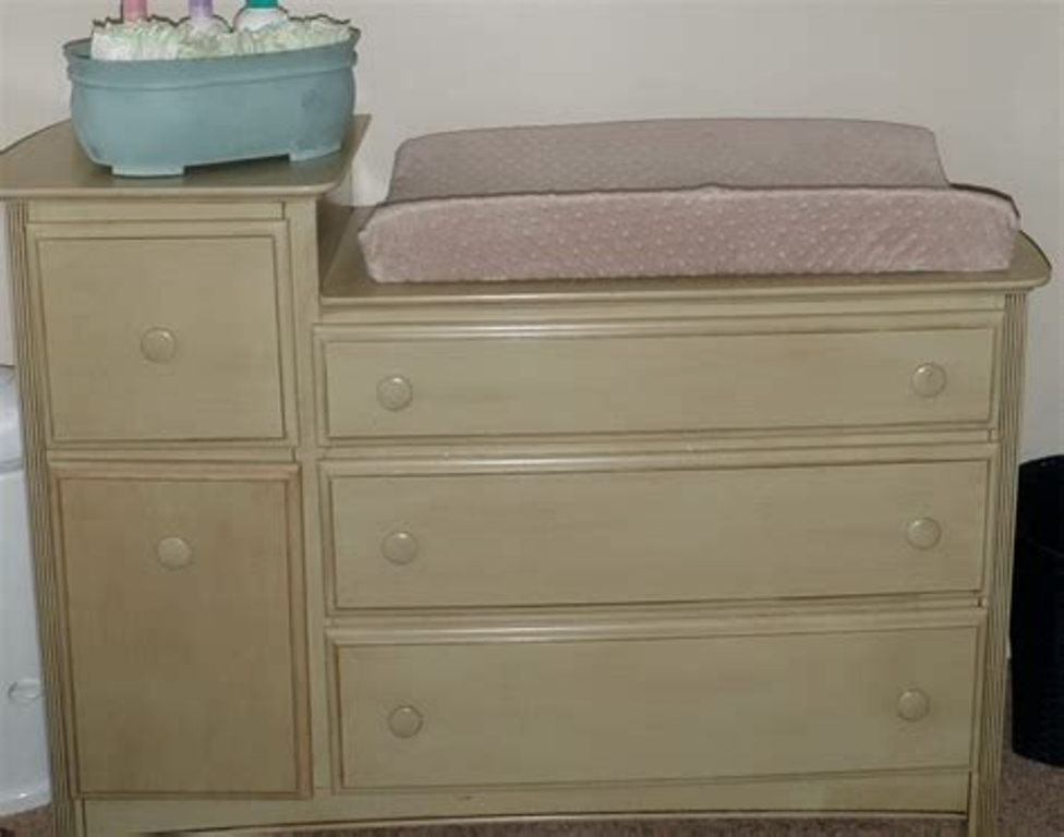 Picture of: Ikea Dresser Changing Table