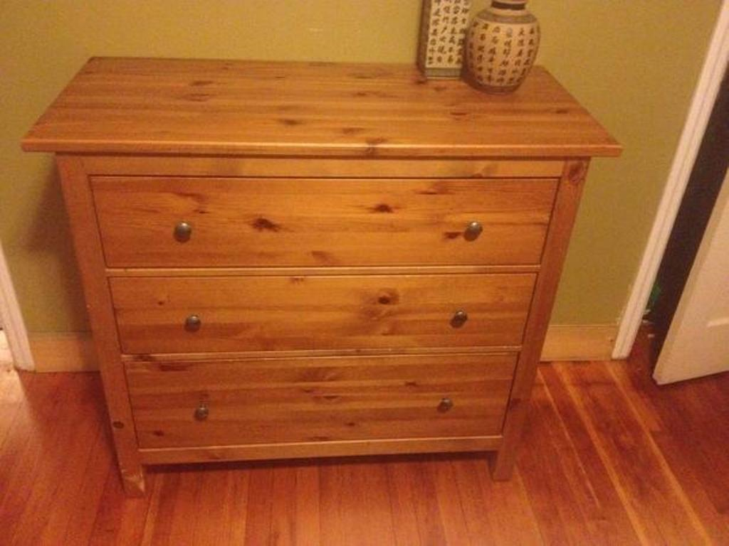 Picture of: Ikea Hemnes 3 Drawer Dresser Plan
