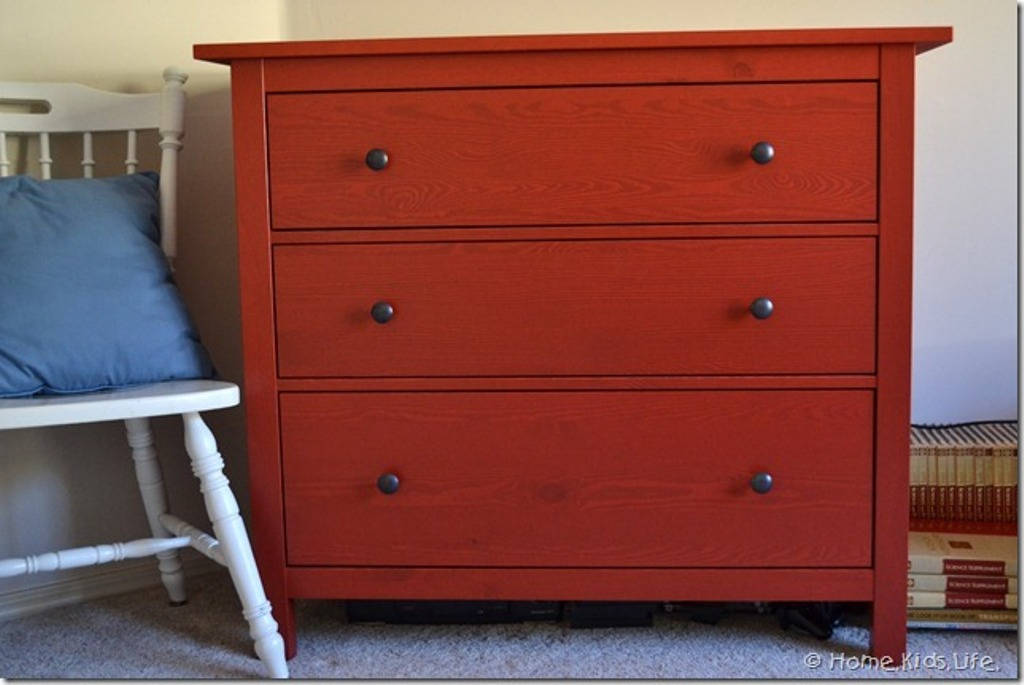 Picture of: Ikea Hemnes 3 Drawer