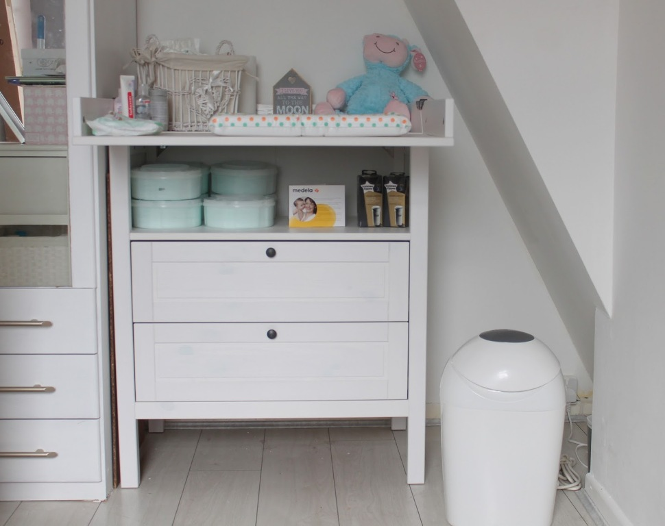 Picture of: Ikea Sundvik Changing Table