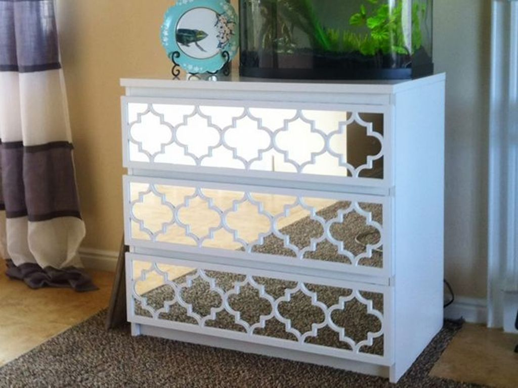 Mirrored Dresser Ikea