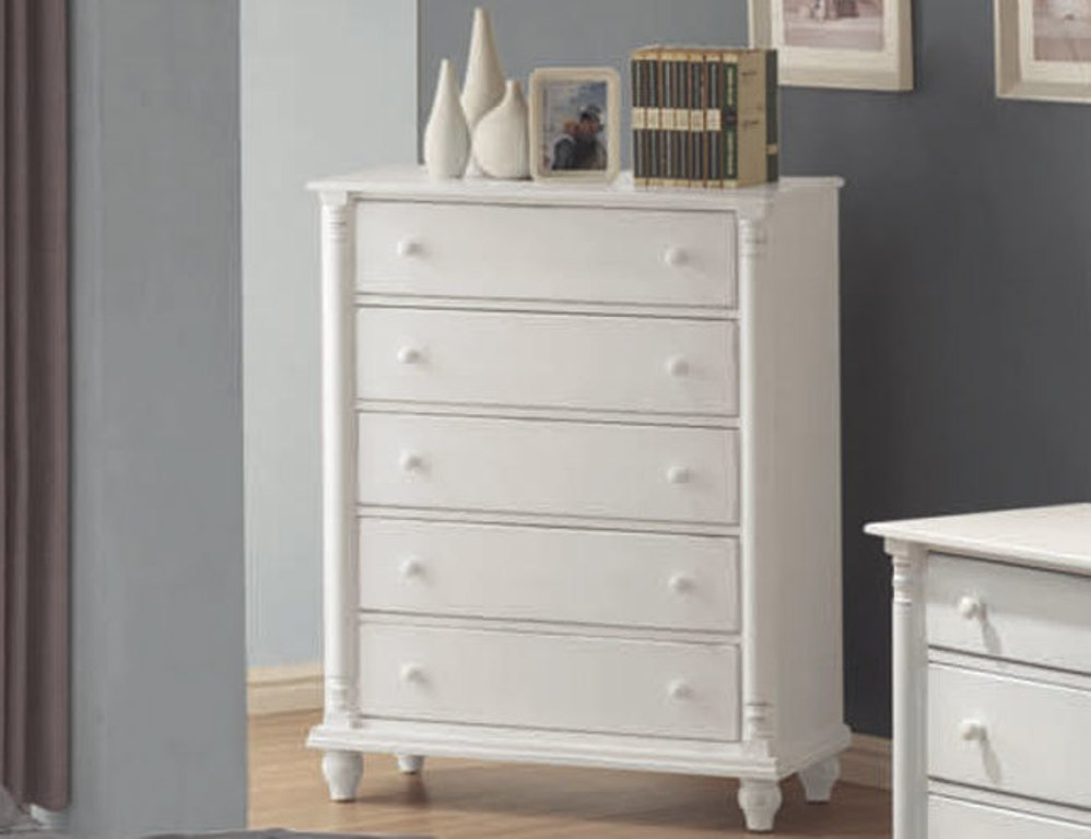 Picture of: Agreeable 5 Drawer Dresser Under 100