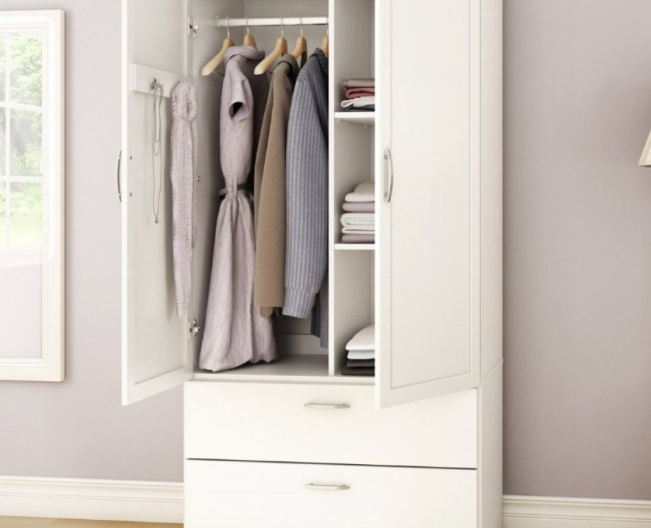 Picture of: Armoire Dresser Ikea