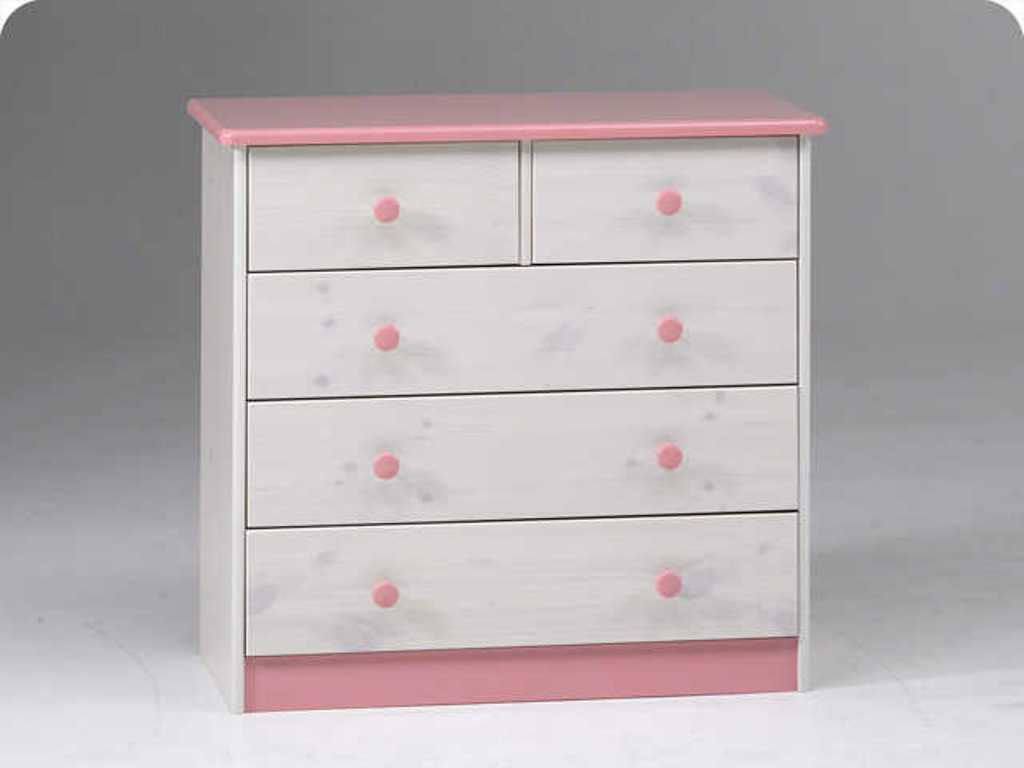 Picture of: Beauty White Childrens Dresser
